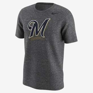 Nike Marled Primary (MLB Brewers) Men's T-Shirt