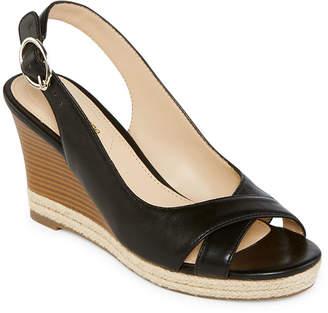 032f69b776433 Liz Claiborne Womens Pomona Wedge Sandals