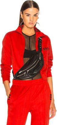 Alexander Wang Adidas By Crop Track Jacket