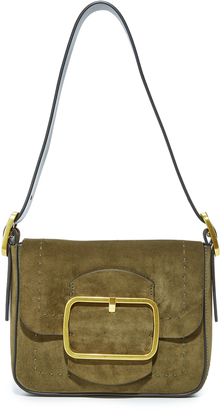 Tory Burch Sawyer Small Shoulder Bag $495 thestylecure.com