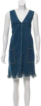 See by Chloe Sleeveless Mini Dress w/ Tags