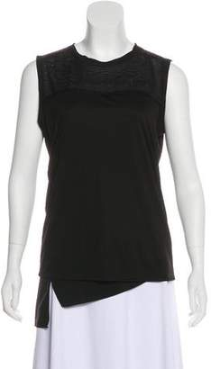 Reed Krakoff Sleeveless Silk Top