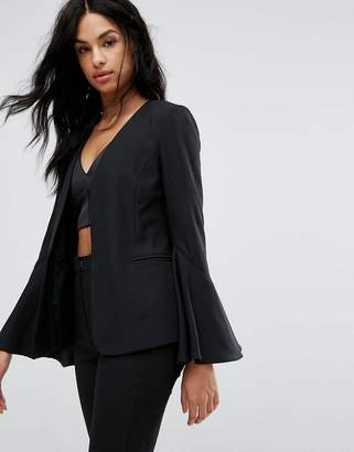Vero Moda Flare Sleeve Tailored Blazer