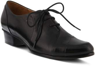 Spring Step Elvera Lace-Up Shoe