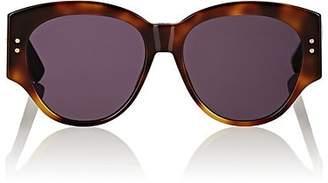 "Christian Dior Women's ""LadyDiorStuds2"" Sunglasses - Brown"