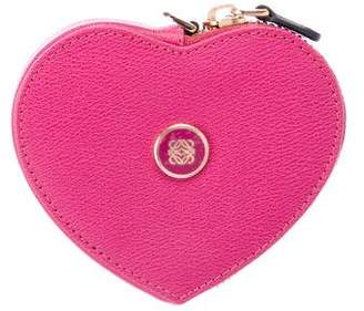 Loewe Leather Coin Pouch