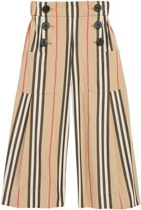 Burberry Taren Wide Leg Pants