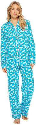 Life is Good Sleeping Rocket Sleep Set Women's Pajama Sets