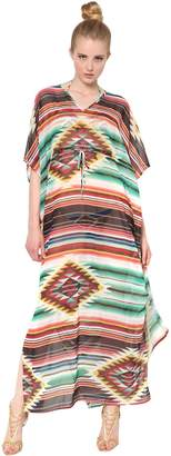 Lenny Niemeyer Printed Techno Jersey Cover Up / Dress
