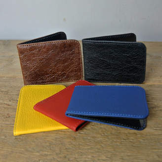 Freeload Leather Accessories Leather Card Holder Various Colours