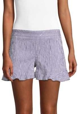 Trina Turk Rocklin Striped Shorts