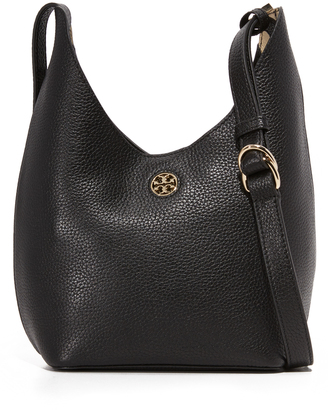Tory Burch Perry Small Hobo Bag $325 thestylecure.com