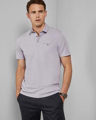 Ted Baker ASLAM Cotton polo shirt