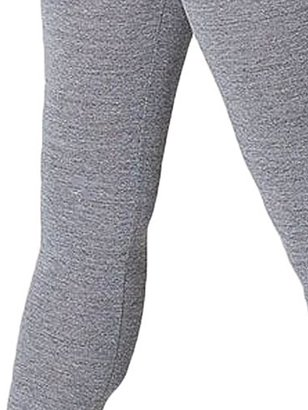 American Apparel Cotton-Spandex Jersey Legging $13.90 thestylecure.com