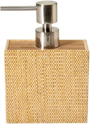 Water Works Waterworks Studio Woven Rattan Lotion Dispenser