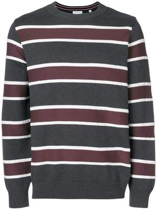 TOMORROWLAND multi-stripe sweater