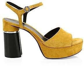 94a86bca46a1 3.1 Phillip Lim Women s Ziggy Suede Platform Sandals