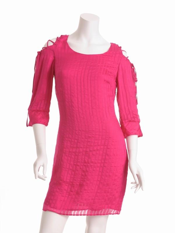 Walter Sheerstriped Dress