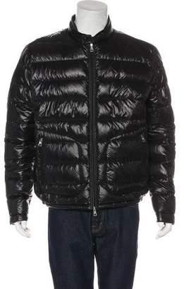 Moncler Logo Puffer Jacket