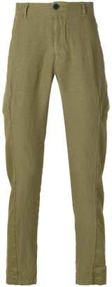 Transit straight leg trousers