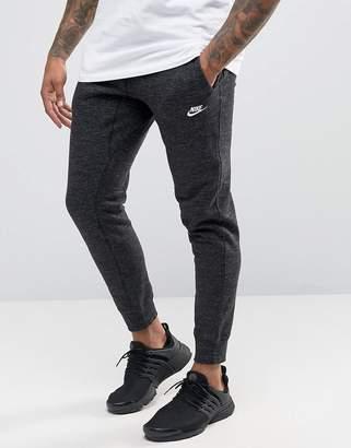 Nike Legacy Joggers In Black 805150-032