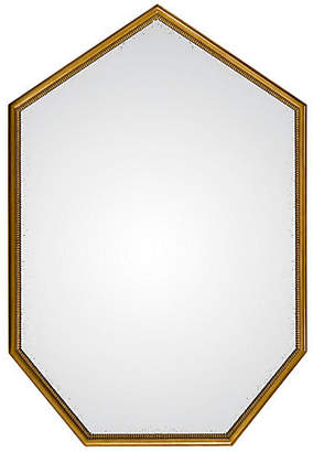 Townsend Oversize Mirror - Antiqued Gold - Mark D. Sikes