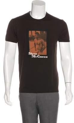 Dolce & Gabbana Steve McQueen Graphic T-Shirt