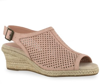 Easy Street Shoes Stacy Women's Espadrille Wedges