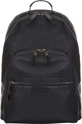 Elwood Tiba & Marl changing backpack, Black