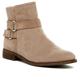 Franco Sarto Kacey Leather Ankle Boot $129 thestylecure.com