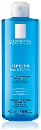 La Roche-Posay Lipikar Gel Lavant 400ml