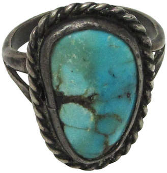 One Kings Lane Vintage Native American-Style Turquoise Ring