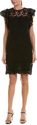 Velvet by Graham & Spencer Ally Lace Shift Dress