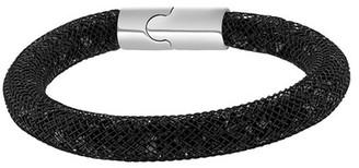Swarovski Stardust Crystal Filled Mesh Bracelet $59 thestylecure.com