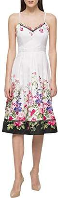 Jessica Simpson Women's Floral Dress