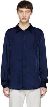 Acne Studios Blue Bla Konst Laure Shirt