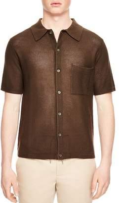 Sandro Enzo Slim Fit Button-Down Shirt
