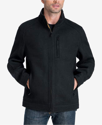 London Fog Men's Herita Stretch Wool Jacket
