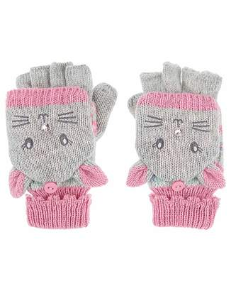 Accessorize Becci Bunny Capped Mitten