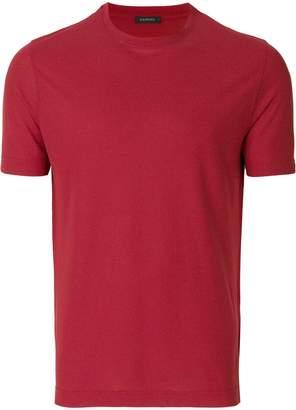 Zanone plain T-shirt