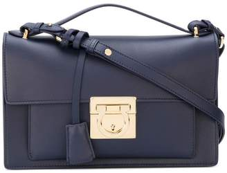 Salvatore Ferragamo Gancio lock bag