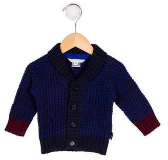 Little Marc Jacobs Boys' Knit Button-Up Cardigan