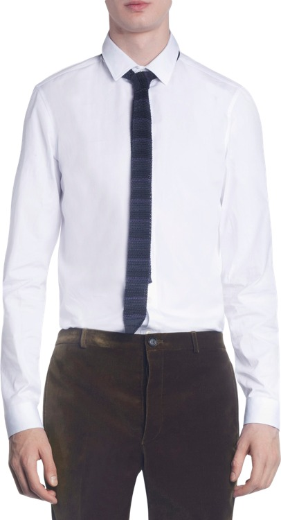 Burberry Bar Striped Square Tie Sale up to 60% off at Barneyswarehouse.com