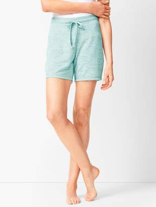 Talbots Brushed Melange Shorts