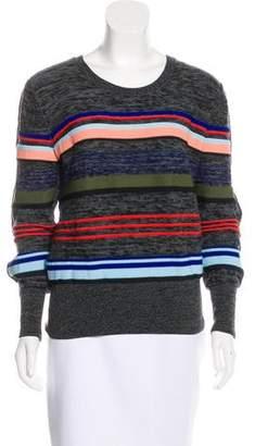 Sonia Rykiel Sonia by Wool Striped Sweater