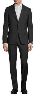 Ermenegildo Zegna Two-Piece Wool Suit