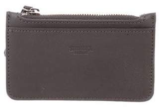 Shinola Leather Card Holder