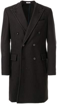 Boglioli double-breasted coat