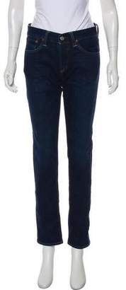 Polo Ralph Lauren Mid-Rise Skinny Jeans