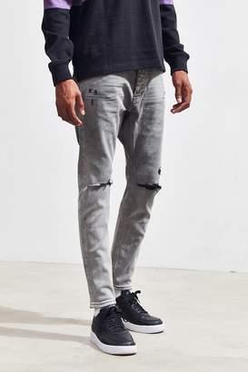 One Teaspoon French Grey Mr Browns Slim Jean